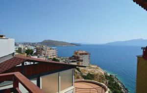 Apartment Sarande with Sea View 6