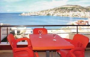 Apartment Sarande with Sea View 09