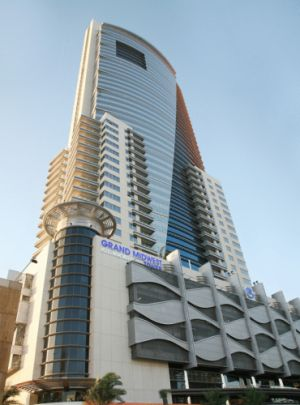 Grand Midwest Tower – Sheikh Zayed Road – Media City