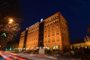 Marriott Armenia Hotel Yerevan